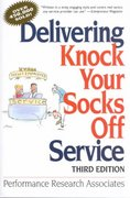 Delivering Knock Your Socks off Service 4th edition 9780814473658 0814473652