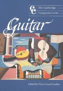The Cambridge Companion to the Guitar 1st Edition 9780521000406 0521000408