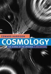 Cosmology: The Science of the Universe 2nd Edition 9780521661485 052166148X