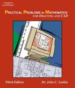 Practical Problems in Mathematics for Drafting & CAD 3rd edition 9781401843441 1401843441