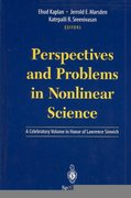 Perspectives and Problems in Nonlinear Science 1st edition 9780387003122 0387003126