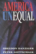 America Unequal 1st Edition 9780674018112 0674018117
