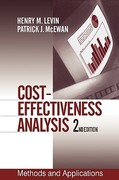 Cost-Effectiveness Analysis 2nd Edition 9780761919346 0761919341