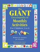 Encyclopedia of Monthly Activities for Children 3 to 6 0 9780876590126 0876590121