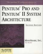 Pentium Processor System Architecture 2nd edition 9780201409925 0201409925