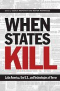 When States Kill 1st Edition 9780292706798 0292706790