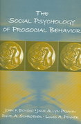 The Social Psychology of Prosocial Behavior 1st Edition 9780805849363 080584936X