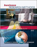 Business Research Methods 8th Edition 9780072819793 0072819790