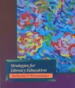 Strategies for Literacy Education 1st edition 9780130221483 0130221481