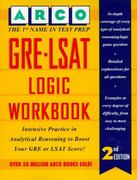 GRE-LSAT Logic Workbook 2nd edition 9780028603483 0028603486