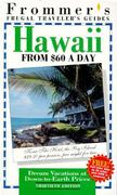 Frommer's Hawaii from $60 a Day, 1996 30th edition 9780028606439 0028606434