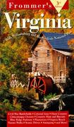 Frommer's Virginia 3rd edition 9780028607047 002860704X