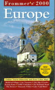 Frommer's Europe 2000 3rd edition 9780028629957 0028629957