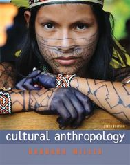 Cultural Anthropology 6th edition 9780205035182 0205035183
