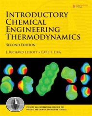 Introductory Chemical Engineering Thermodynamics 2nd Edition 9780136068549 0136068545
