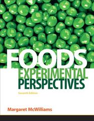 Foods 7th Edition 9780137079292 013707929X