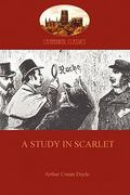 A Study in Scarlet 1st Edition 9781907523328 1907523324