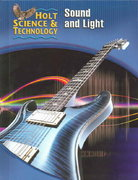 Sound and Light 2005 5th edition 9780030255588 0030255589