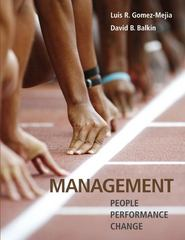 Management 1st edition 9780132176408 0132176408