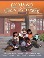 Reading and Learning to Read 8th Edition 9780132596848 0132596849