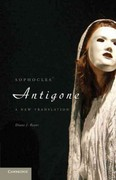 Sophocles' Antigone 1st Edition 9780521134781 0521134781