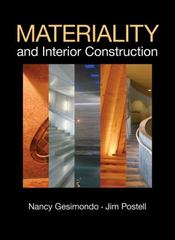Materiality and Interior Construction 1st Edition 9780470445440 0470445440
