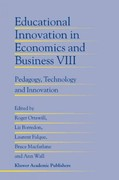 Educational Innovation in Economics and Business 0 9789048165056 9048165059