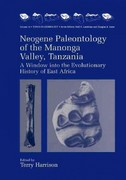 Neogene Paleontology of the Manonga Valley, Tanzania 0 9781441932655 1441932658