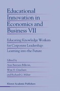 Educational Innovation in Economics and Business VII 0 9789048161959 9048161959