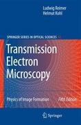 Transmission Electron Microscopy 5th edition 9781441923080 144192308X
