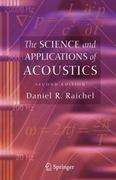 The Science and Applications of Acoustics 2nd edition 9781441920805 1441920803