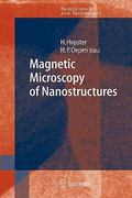 Magnetic Microscopy of Nanostructures 0 9783642072864 3642072860