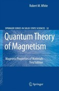 Quantum Theory of Magnetism 3rd edition 9783642084522 3642084524