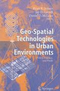 Geo-Spatial Technologies in Urban Environments 2nd edition 9783642088902 3642088902