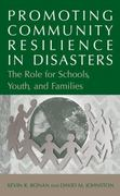 Promoting Community Resilience in Disasters 1st Edition 9781441936653 1441936653