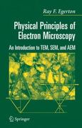 Physical Principles of Electron Microscopy 0 9781441938374 1441938370