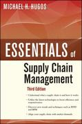 Essentials of Supply Chain Management 3rd edition 9780470942185 0470942185