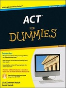 ACT For Dummies 5th edition 9781118012604 1118012607
