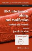 RNA Interference, Editing, and Modification 0 9781617374456 1617374458