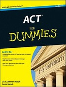 ACT For Dummies 5th edition 9781118012598 1118012593