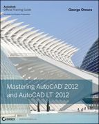 Mastering AutoCAD 2012 and AutoCAD LT 2012 1st Edition 9780470952887 0470952881