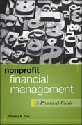 Nonprofit Financial Management 1st Edition 9781118088159 1118088158