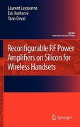 Reconfigurable RF Power Amplifiers on Silicon for Wireless Handsets 1st edition 9789400704244 9400704240