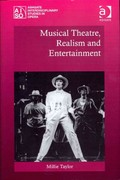 Musical Theatre, Realism and Entertainment 1st Edition 9781317091363 1317091361
