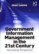 Government Information Management in the 21st Century 1st Edition 9781317125419 131712541X