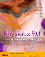 PhysioEx&#8482. 9.0:Laboratory Simulations in Physiology 1st Edition 9780321692177 0321692179