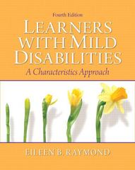 Learners with Mild Disabilities 4th Edition 9780137060764 0137060769