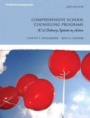 Comprehensive School Counseling Programs 2nd Edition 9780137051991 0137051999