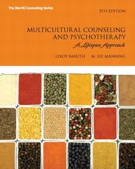 Multicultural Counseling and Psychotherapy 5th edition 9780137071500 0137071507