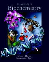 Principles of Biochemistry 5th Edition 9780321830562 0321830563